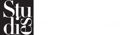 Studies in Historical Geography and Cultural Heritage